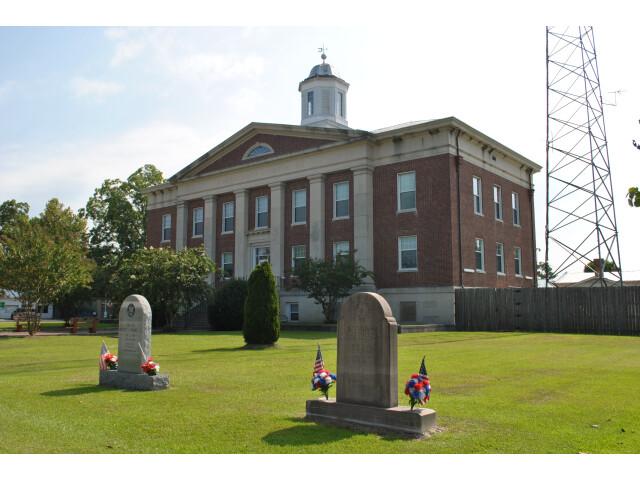 Jones County Courthouse - panoramio image