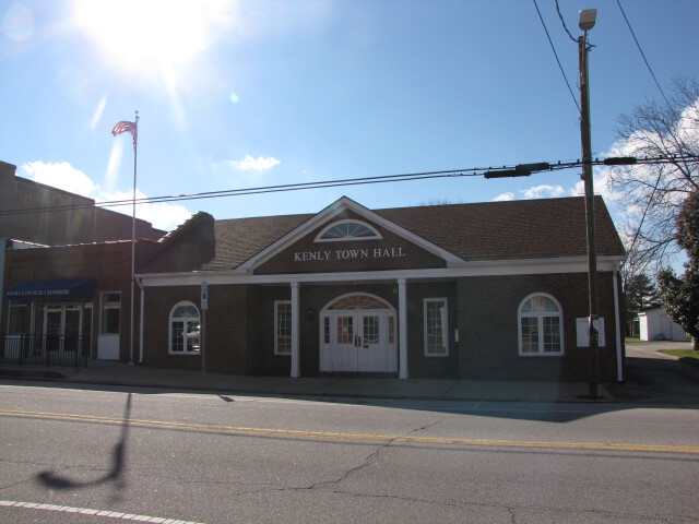 Kenly Town Hall image