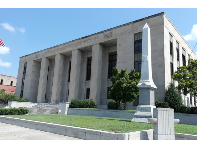Lenoir County Courthouse image