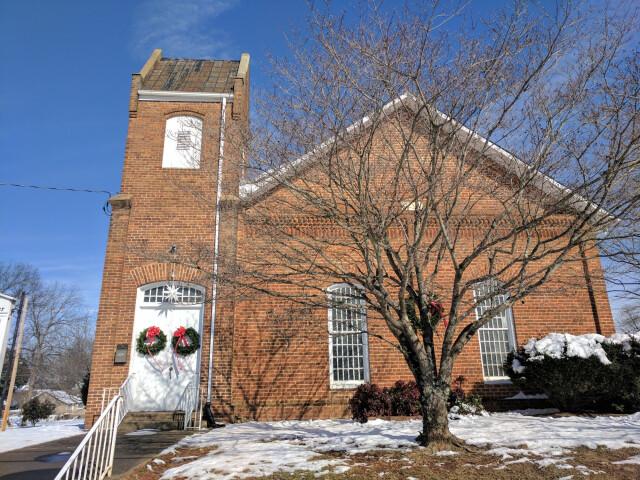 Memorial Reformed Church image