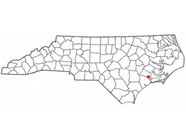 Maysville locator map