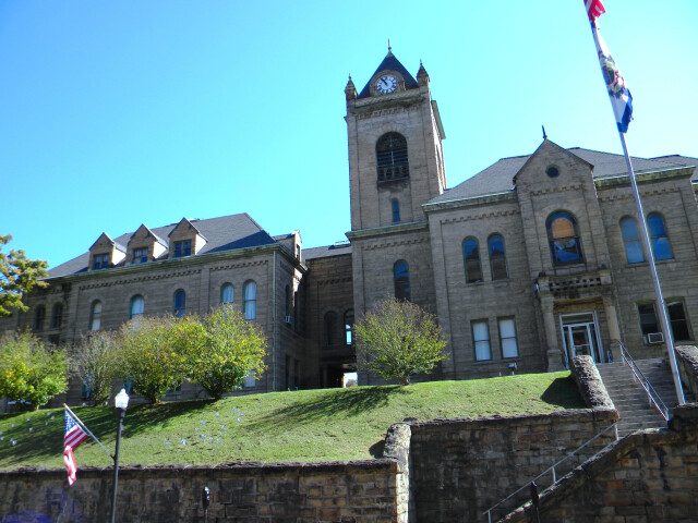 McDowell County WV Court image
