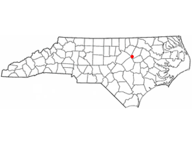 Middlesex location map