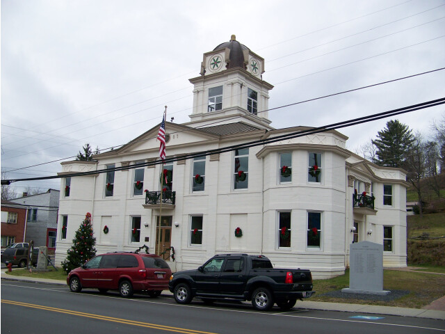 Mitchell County Courthouse image