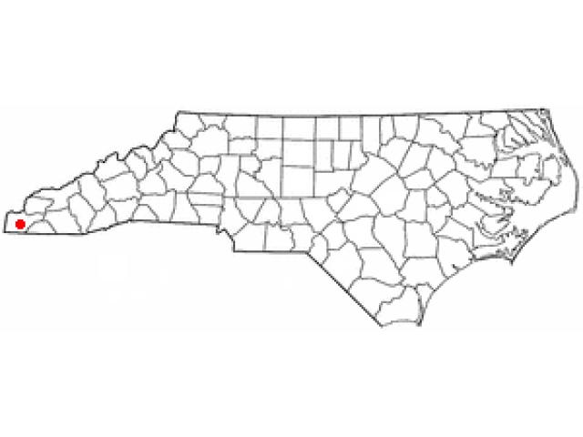 Murphy locator map