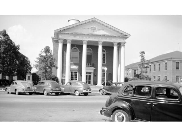 N 56 200 Nash County Courthouse  Nashville  NC '8476211980' image
