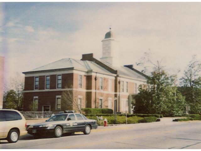 Jacksonville NC 1904 Courthouse image