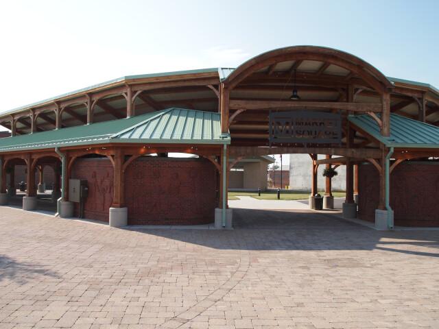 Reidsville NC Market Square image