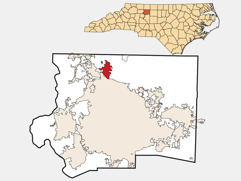 West Raleigh image
