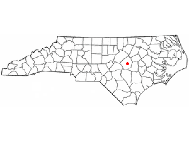 Selma locator map