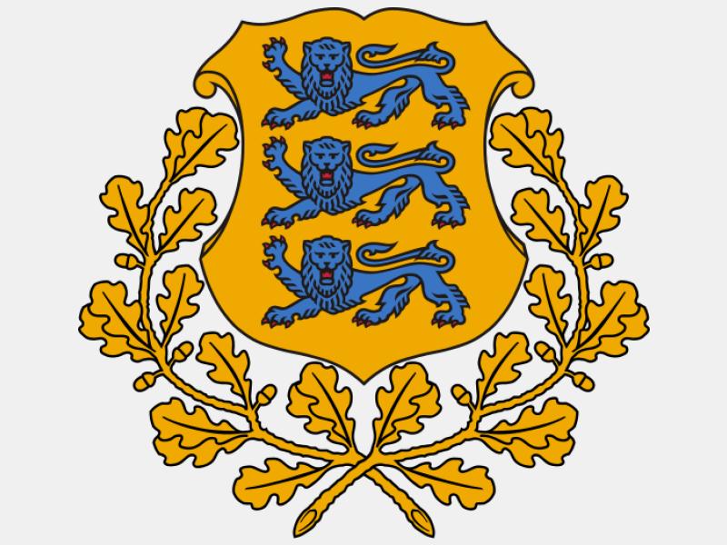 Coat of arms of Estonia coat of arms image