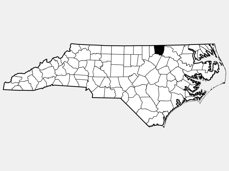 Warren County location map