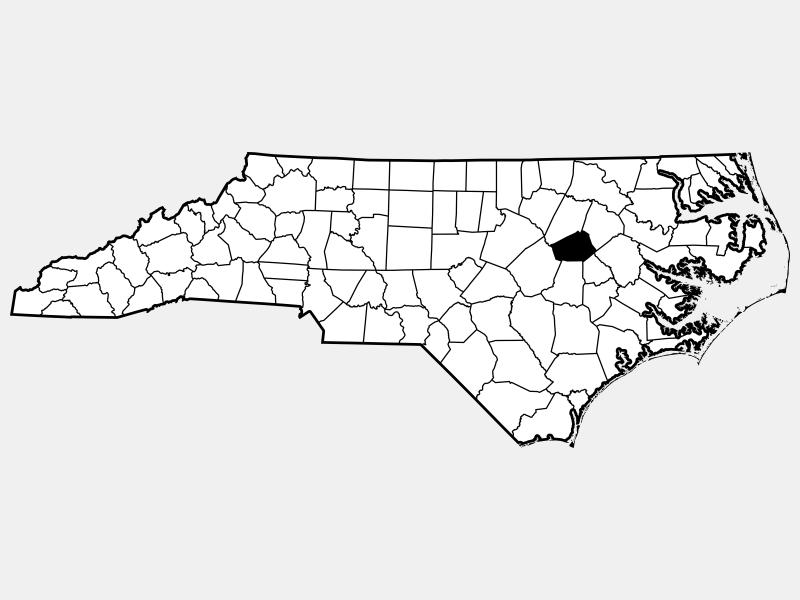 Wilson County locator map