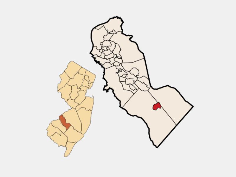 Chesilhurst location map