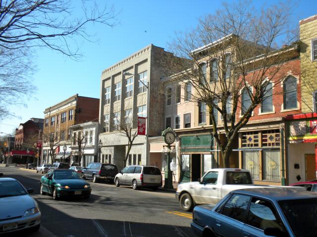 Downtown Bridgeton NJ image