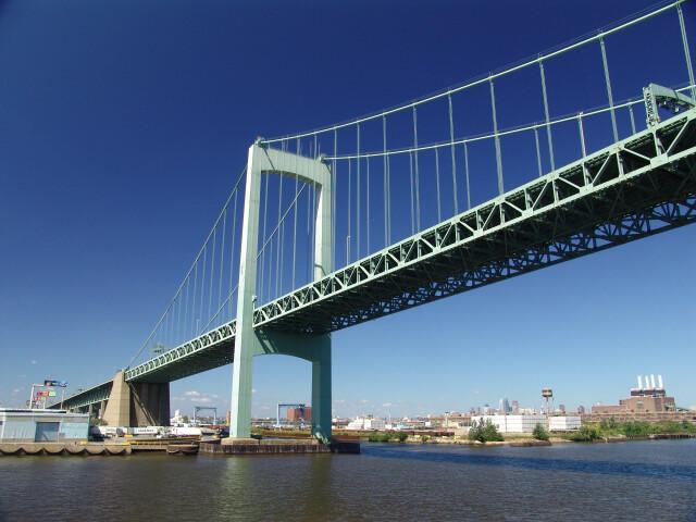 Walt Whitman Bridge-2 image