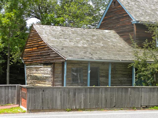 Nothnagle Log House image