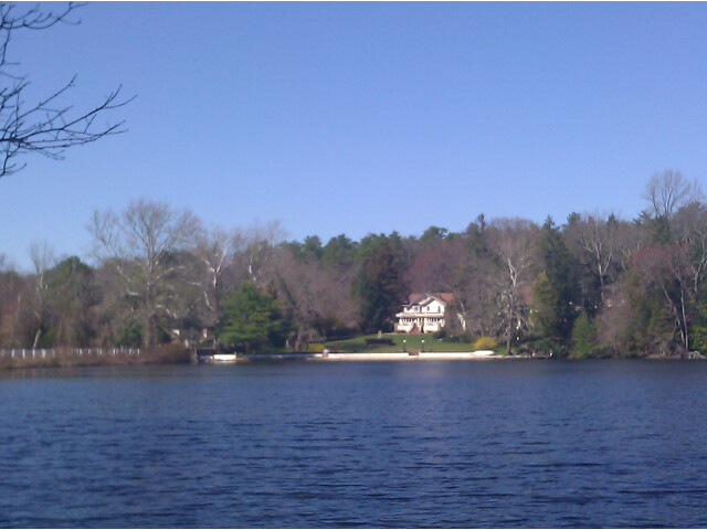 Believed to be Al Capones house Pine Hill  NJ image