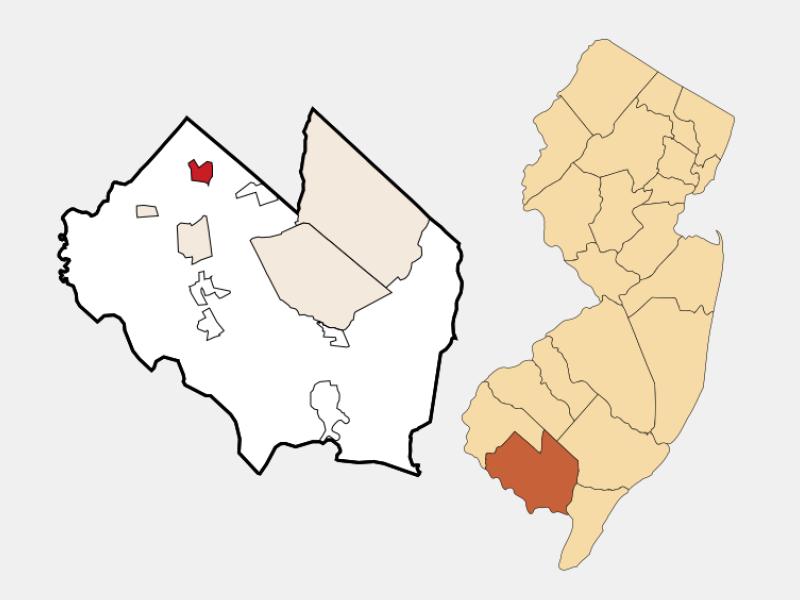 Seabrook Farms locator map