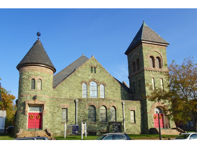 United Methodist Church  Washington  NJ - south view image