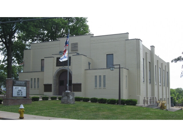 Cheviot Fieldhouse image