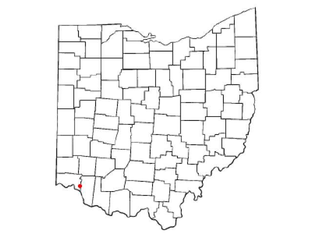 Dry Run location map