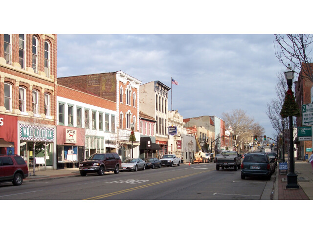 Lancaster Ohio Main Street image