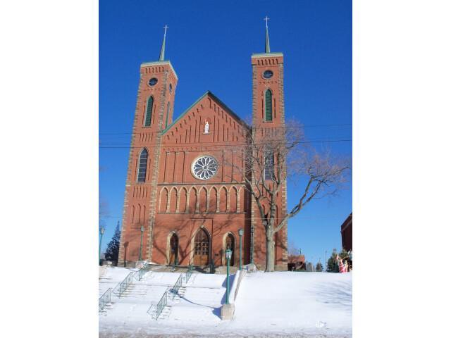 Louisville  Ohio - St. Louis 2011-02-04 image