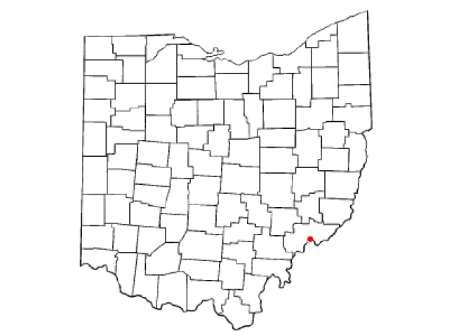 Marietta locator map