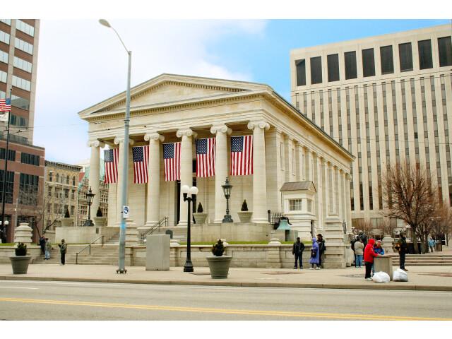 Dayton-ohio-courthouse-old image