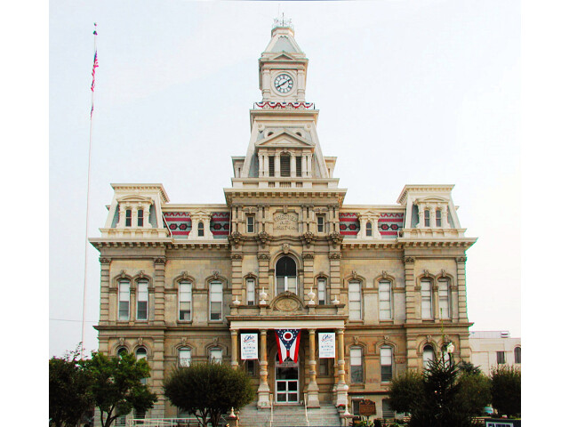 Muskingum County Courthouse Zanesville OH image