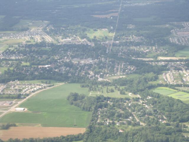 Pataskala  Ohio Aerial image