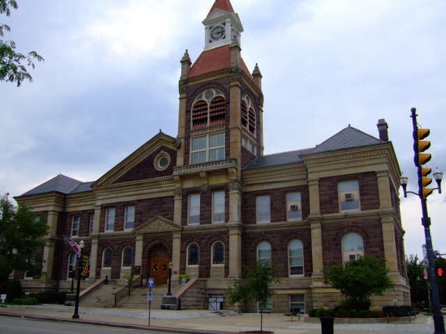 Pickaway County Courthouse image