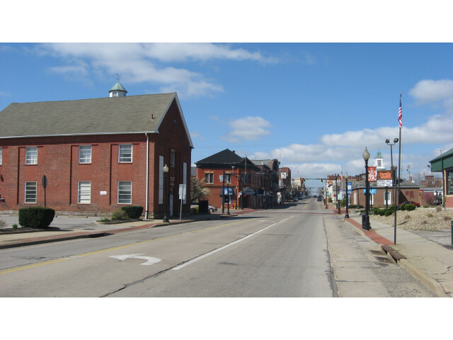 State Street in the Salem Downtown HD image