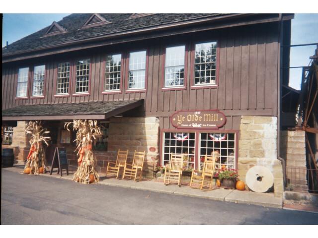 Ohio Utica Ye Olde Mill01 image