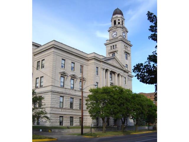 Ohio - Washington County Courthouse image