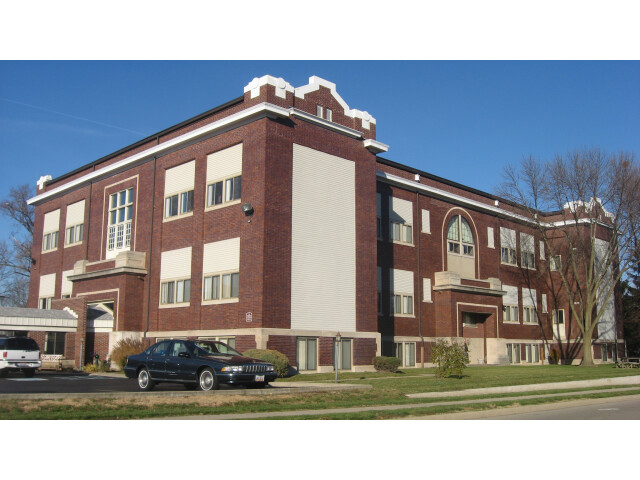 McKinley School in West Milton image