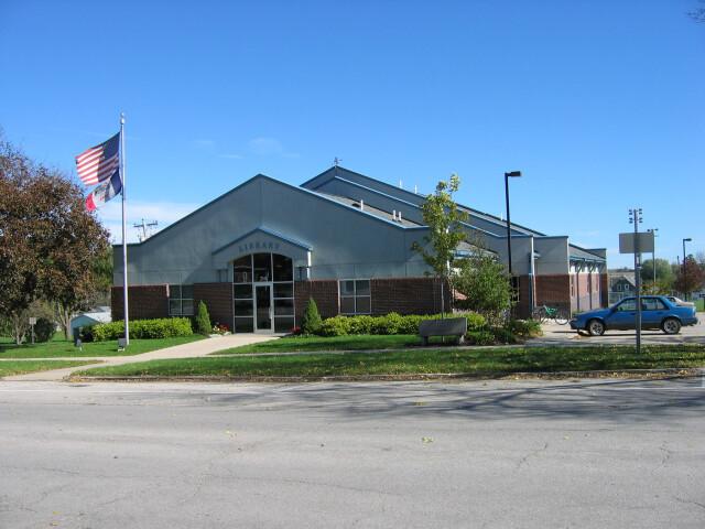 West Union Heiserman Library image