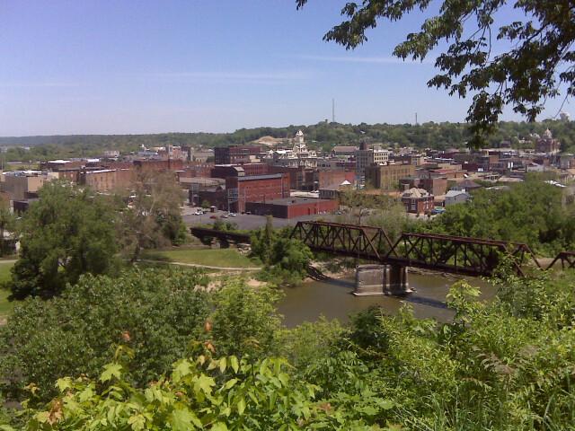 Downtown Zanesville image