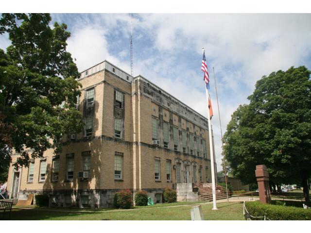 Adair County Oklahoma courthouse image