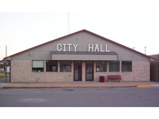 Cache oklahoma city hall image