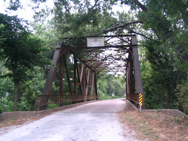 Pryor Creek Bridge image