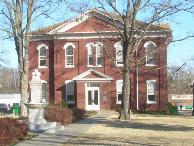 Cherokee National Capitol image