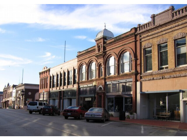 Downtown-guthrie-oklahoma image