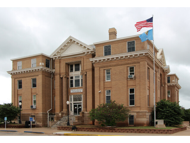 Logan-County-Court-House image