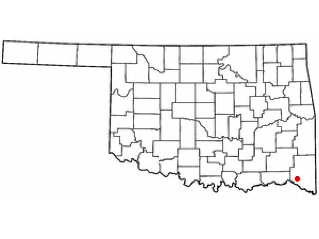 Millerton locator map