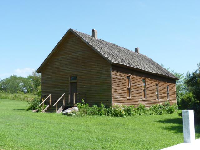 Modoc Mission Church image