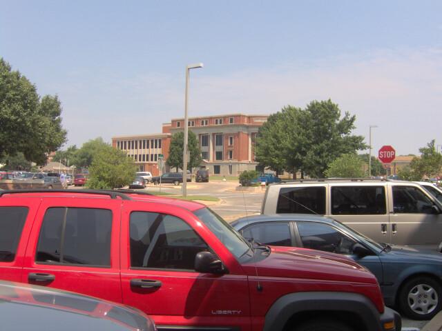 Payne County Courthouse image