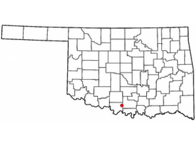Ringling location map