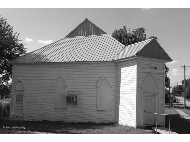 Abandoned Ripley Church image